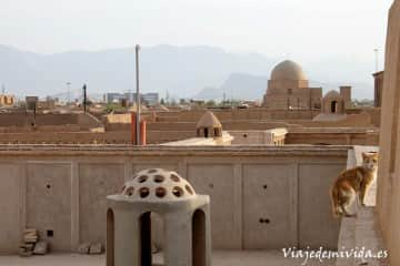 Casco Antiguo Yazd Irán