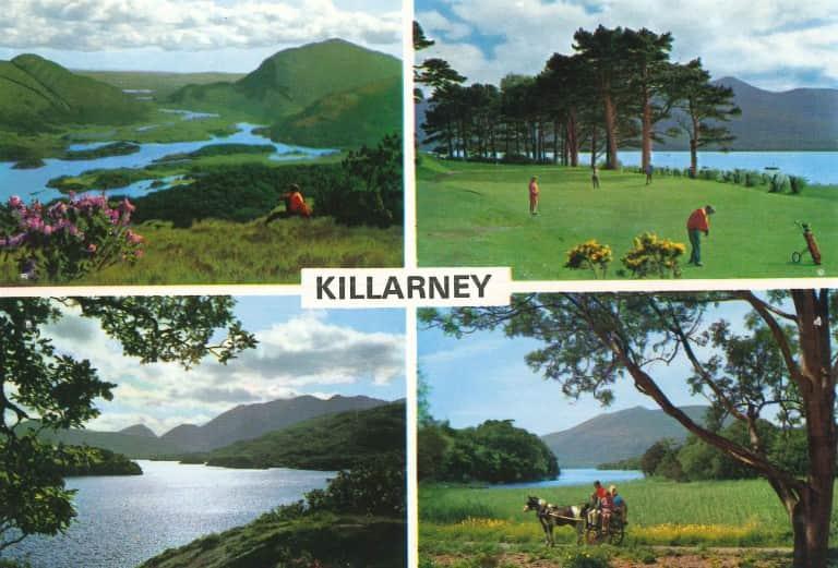 Killarney Irlanda
