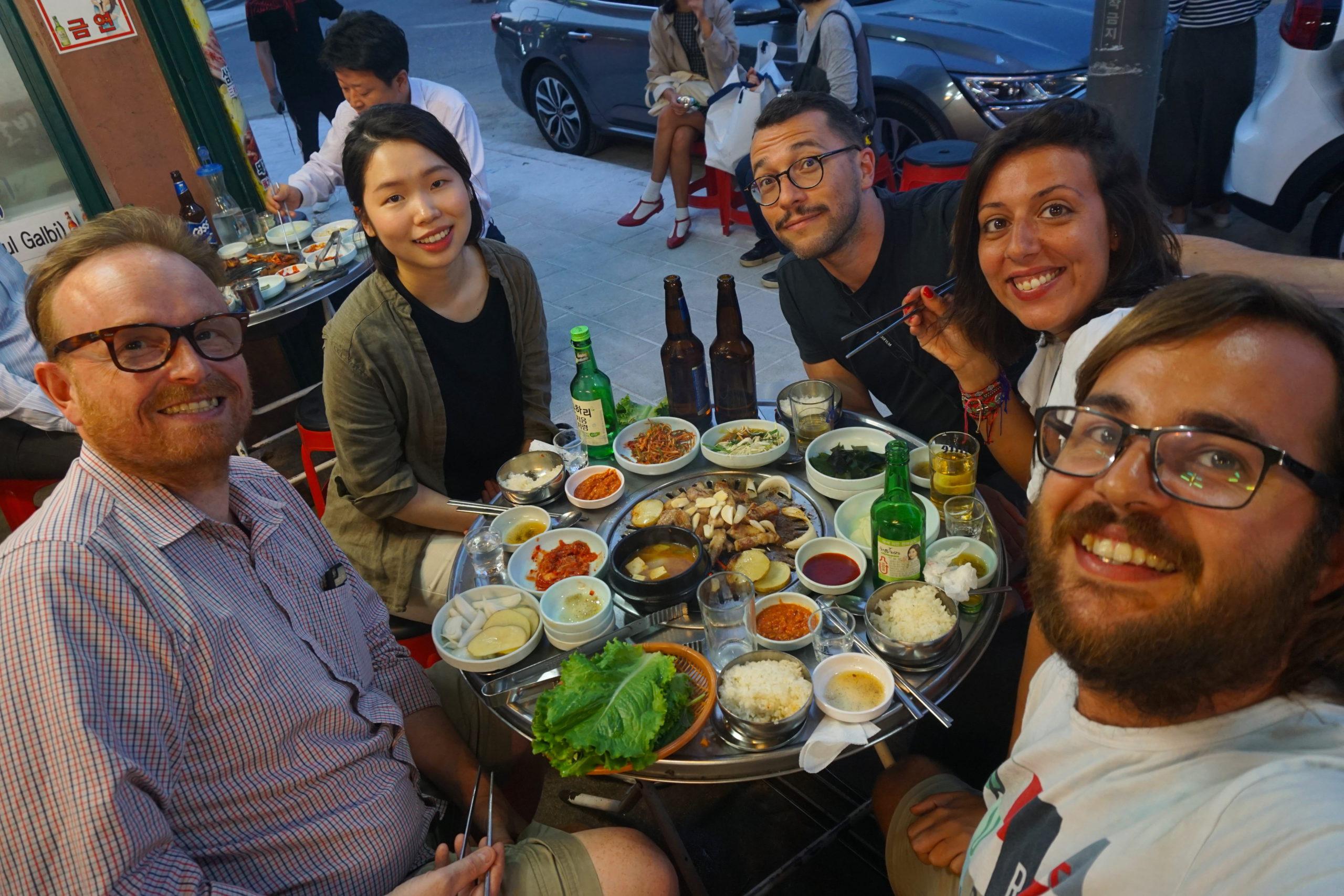 Random Trip en Seúl