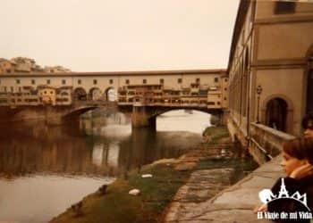Mis primeros viajes a Italia