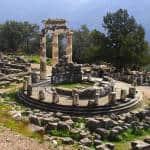 Delfos Grecia