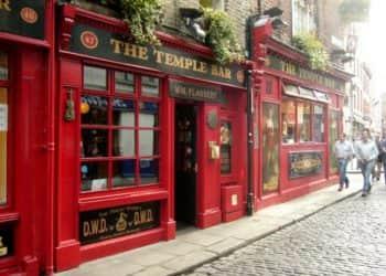 Mi viaje a Dublín