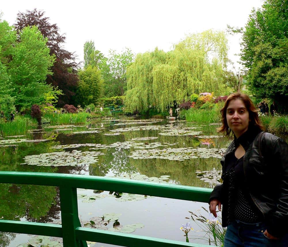 Casa Monet en Giverny
