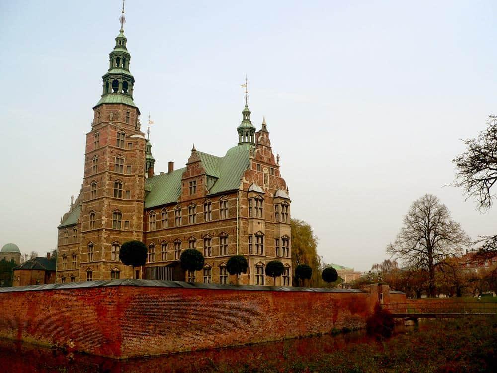 Castillo de Rosenborg Copenhague