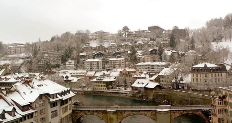 Puente Berna Suiza