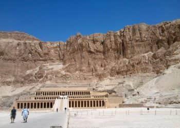 Mi viaje a Karnak