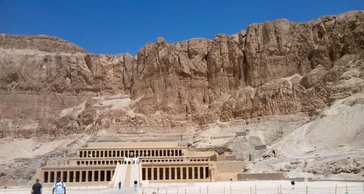 Templo de Hashepsut Egipto
