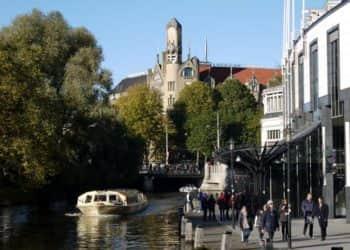 Mis viajes a Ámsterdam