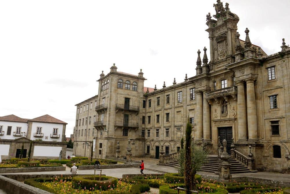 Convento de San Martín Pinario (Foto: skandal00)