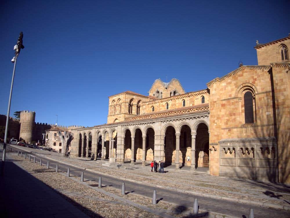basilica-san-vicente-avila-espana