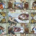 Capilla Sixtina Vaticano Italia