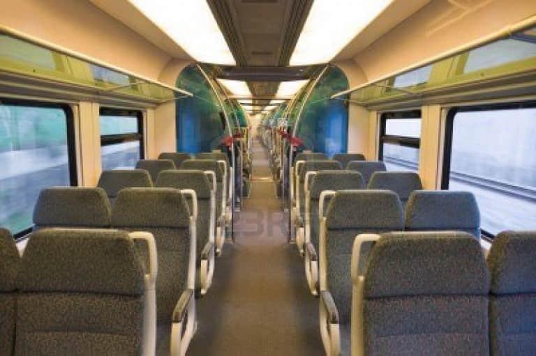 Interior Tren Renfe