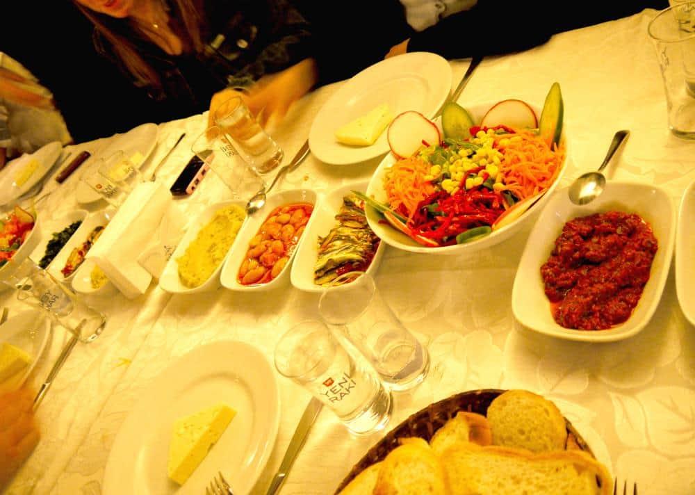 meze-gastronomia-turquia