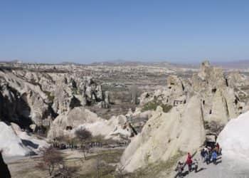 Excursión de tres días por la Capadocia
