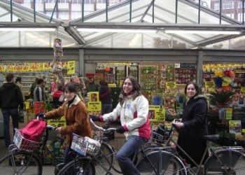 Mi primer viaje a Ámsterdam