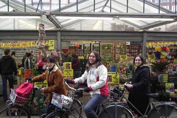 Mercado de las Flores Ámsterdam