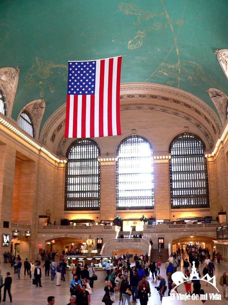 Central Station en Nueva York
