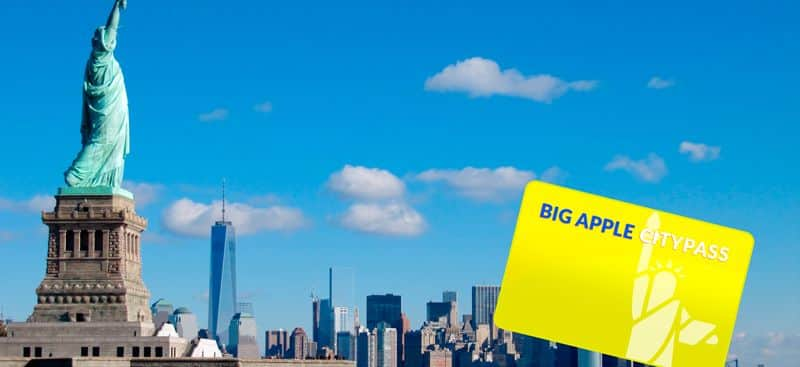 Big Apple City Pass
