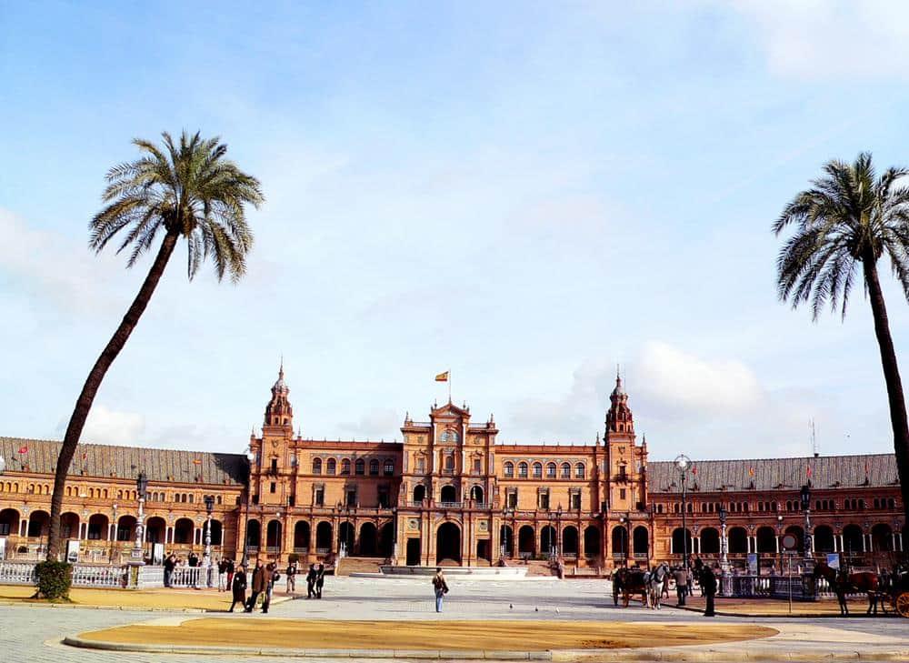 plaza-espana-andalucia-espana
