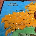 Mapa Plaza de España Sevilla