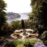 Jardines Palacio de Cristal