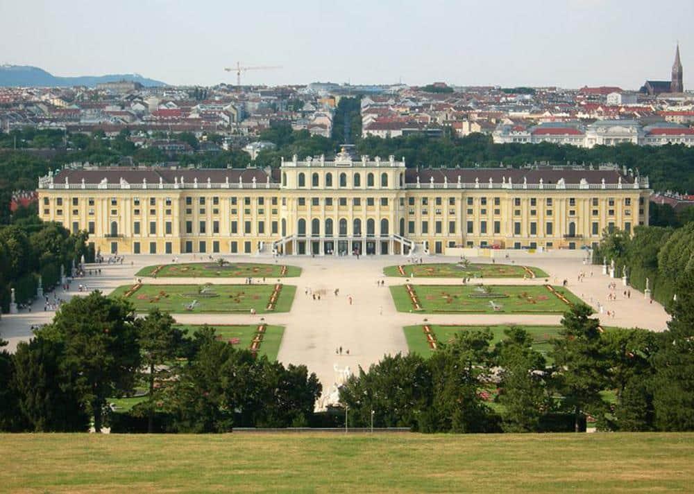 Castillo de Schonnbrunn