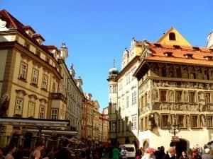 Staré Mesto Praga