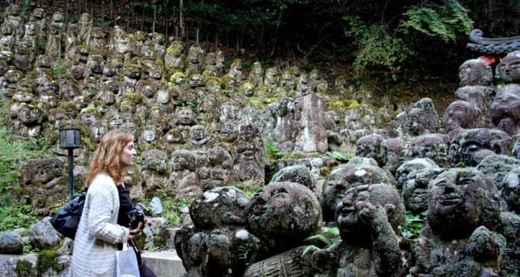 Otagi Nenbutsuji Arashiyama Kioto