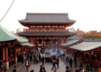 Mi viaje a Tokio