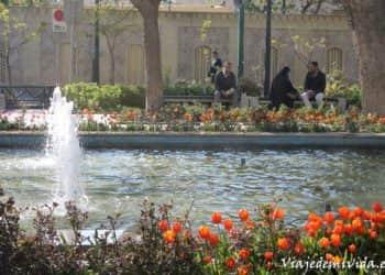 Mi viaje a Teherán