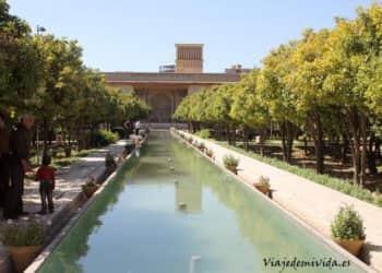 Mi viaje a Shiraz