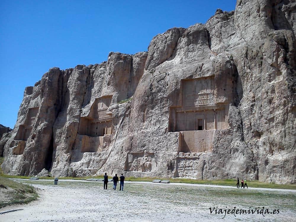 Naqsh-e Rostam Iran