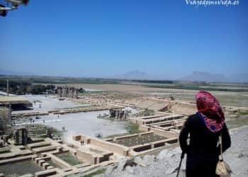 Mi viaje a Persépolis