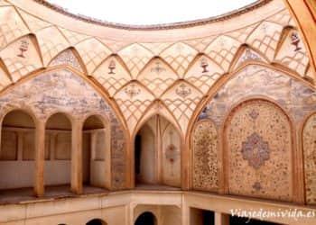 Mi viaje a Kashan