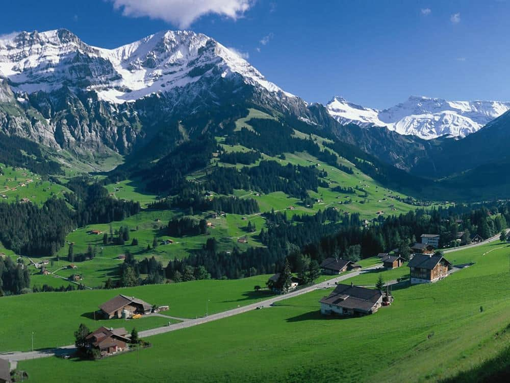 Oberland Suiza