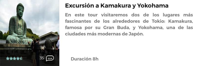 Excursión a Kamakura