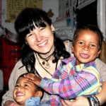 Escuelas en Nepal Voluntariado Cooperatour