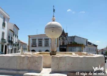 Guía y recomendaciones para viajar a Évora