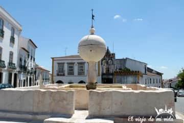 Praça do Giraldo Evora Portugal