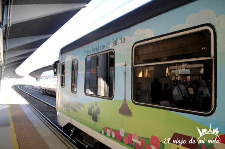 Trenes Turisticos Galicia