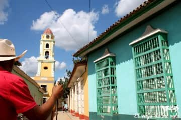 Iglesia de San Francisco Trinidad Cuba
