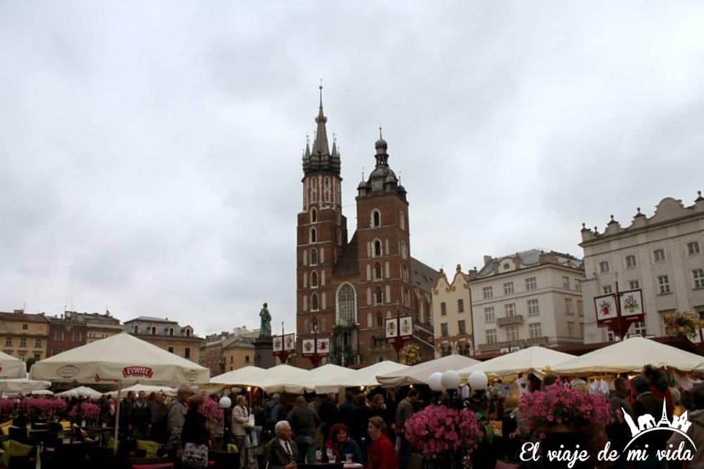 plaza-mercado-cracovia-polonia