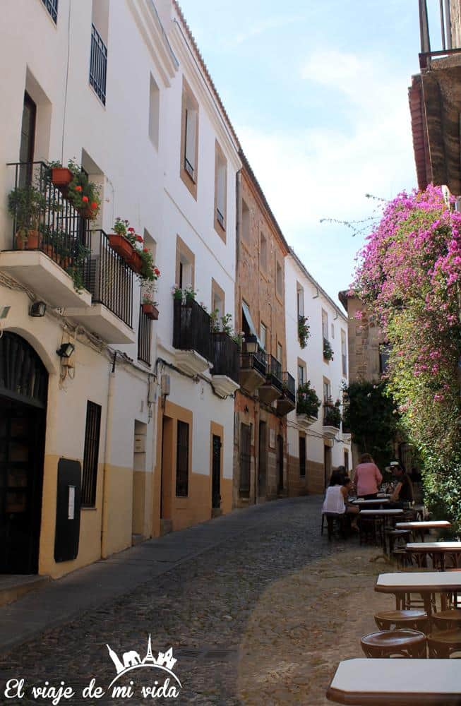 calles-caceres-espana