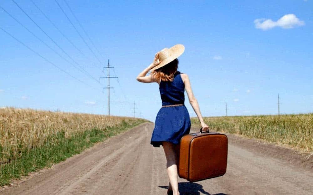 Destinos para viajar sola