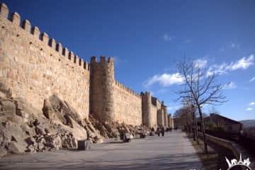 Muralla de Avila, España
