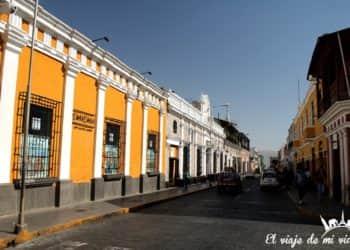 Mi viaje y recomendaciones para viajar a Arequipa