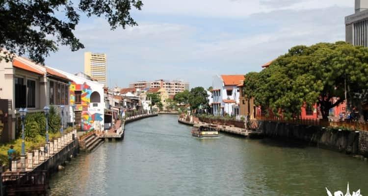 Crucero por Malaca