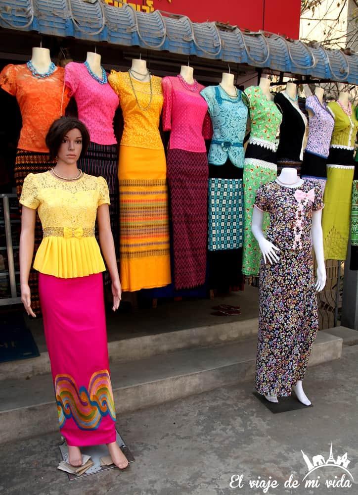faldas-largas-myanmar