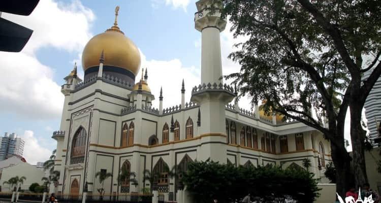 Malay Heritage en Singapur