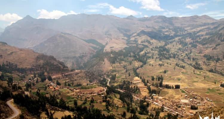 Valle Sagrado de Pisac, Perú